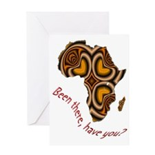 Been There, Have you? Greeting Card