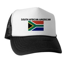 SOUTH AFRICAN-AMERICAN Trucker Hat