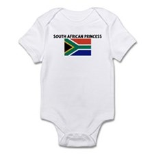 SOUTH AFRICAN PRINCESS Infant Bodysuit