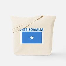 FREE SOMALIA Tote Bag