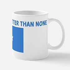 50 PERCENT SOMALI IS BETTER T Mug