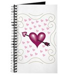 Pretty Hearts Journal
