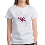 Pretty Hearts Women's T-Shirt