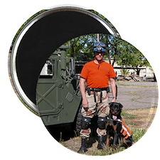 "Rescue K9 2.25"" Magnet (10 pack)"
