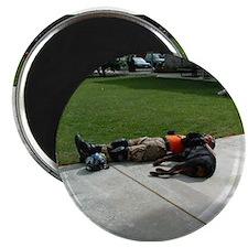 Rescue K9 Magnet