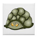 Cute Turtle Tile Coaster