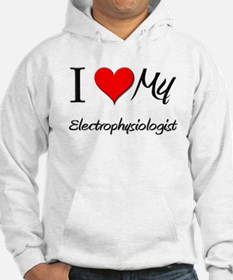 I Heart My Electrophysiologist Hoodie