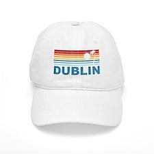 Palm Tree Dublin Baseball Cap