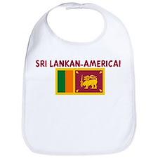 SRI LANKAN-AMERICAN Bib