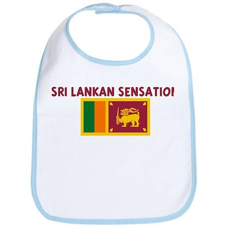 SRI LANKAN SENSATION Bib