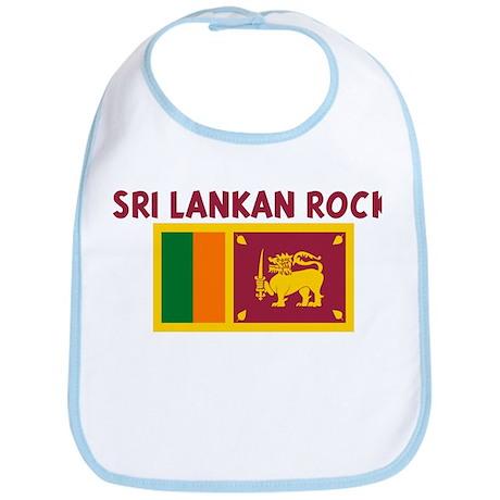 SRI LANKAN ROCK Bib