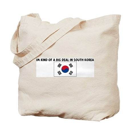 IM KIND OF A BIG DEAL IN SOUT Tote Bag