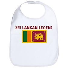 SRI LANKAN LEGEND Bib