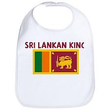 SRI LANKAN KING Bib