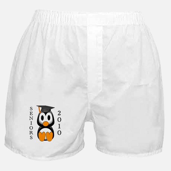 Seniors 2010 Boxer Shorts