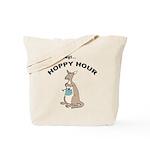 Hoppy Hour Kangaroo Tote Bag