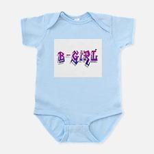 B-Girl ( Infant Creeper )