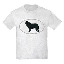 Leonberger Silhouette T-Shirt