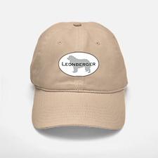 Leonberger Oval Baseball Baseball Cap