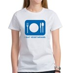 I Eat Vegetarians Women's T-Shirt