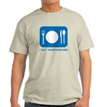 I Eat Vegetarians Light T-Shirt