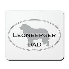 Leonberger Dad Mousepad