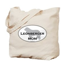 Leonberger Mom Tote Bag