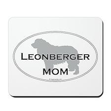 Leonberger Mom Mousepad