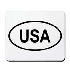USA Mousepad