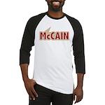 I say Vote John McCain Red Baseball Jersey