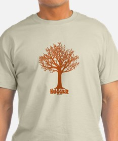 TREE hugger (red) T-Shirt