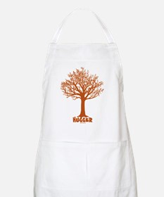 TREE hugger (red) BBQ Apron