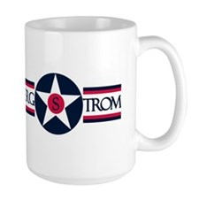 Bergstrom Air Force Base Mug