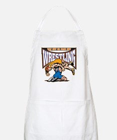Tap Out or Pass Out Wrestling Apron