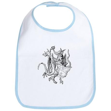 Dancing Dragons v2 Bib