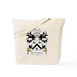 Monington Family Crest Tote Bag
