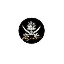 Elizabethan Pyrate Insignia Mini Button (100 pack)