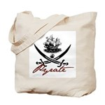 Elizabethan Pyrate Insignia Tote Bag