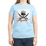 Elizabethan Pyrate Insignia Women's Light T-Shirt