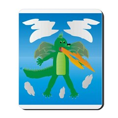 Dragon1 Mousepad