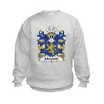 Meredith Family Crest Kids Sweatshirt
