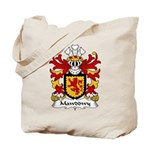Mawddwy Family Crest Tote Bag