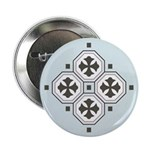 "Japanese Style Pattern Art 2.25"" Button (10 pack)"
