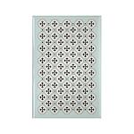 Japanese Style Pattern Art Rectangle Magnet (10 pa