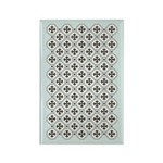 Japanese Style Pattern Art Rectangle Magnet (100 p