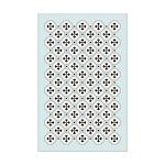 Japanese Style Pattern Art Mini Poster Print