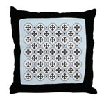 Japanese Style Pattern Art Throw Pillow