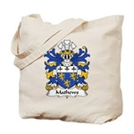 Mathews Family Crest Tote Bag