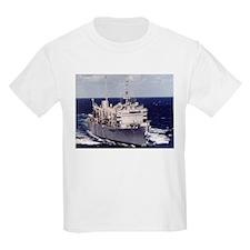 USS Camden Ship's Image T-Shirt