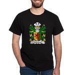 Marshal Family Crest Dark T-Shirt